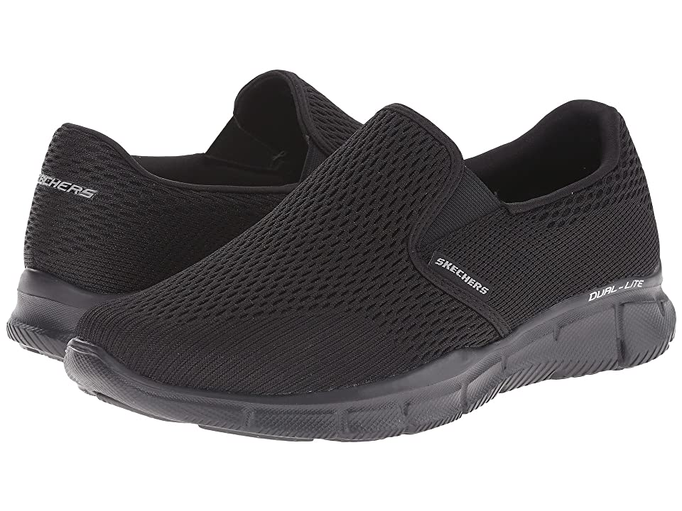 SKECHERS Equalizer Double Play (Black) Men