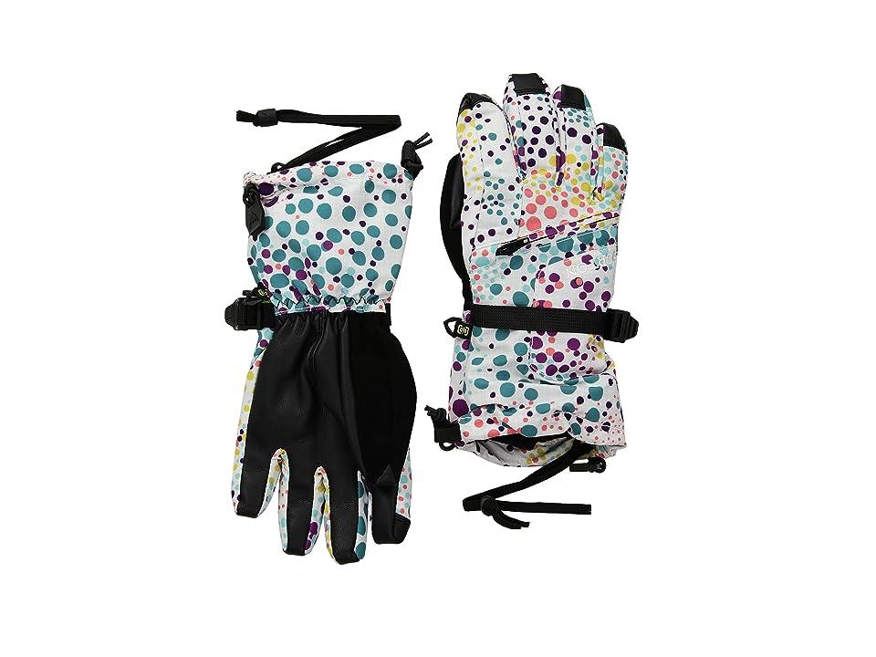Burton Kids Vent Gloves (Little Kids/Big Kids) (Stout White Dots) Snowboard Gloves