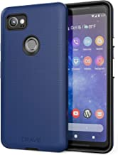 Google Pixel 2 XL Case, Crave Dual Guard Protection Series Case for Google Pixel 2 XL - Navy