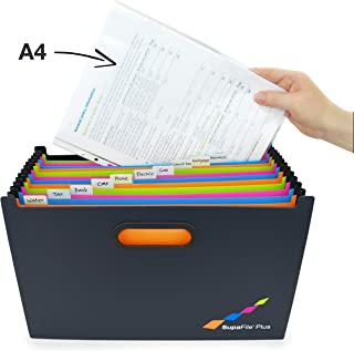 Rapesco documentos - Supafile Plus A4 + Archivador de acorde