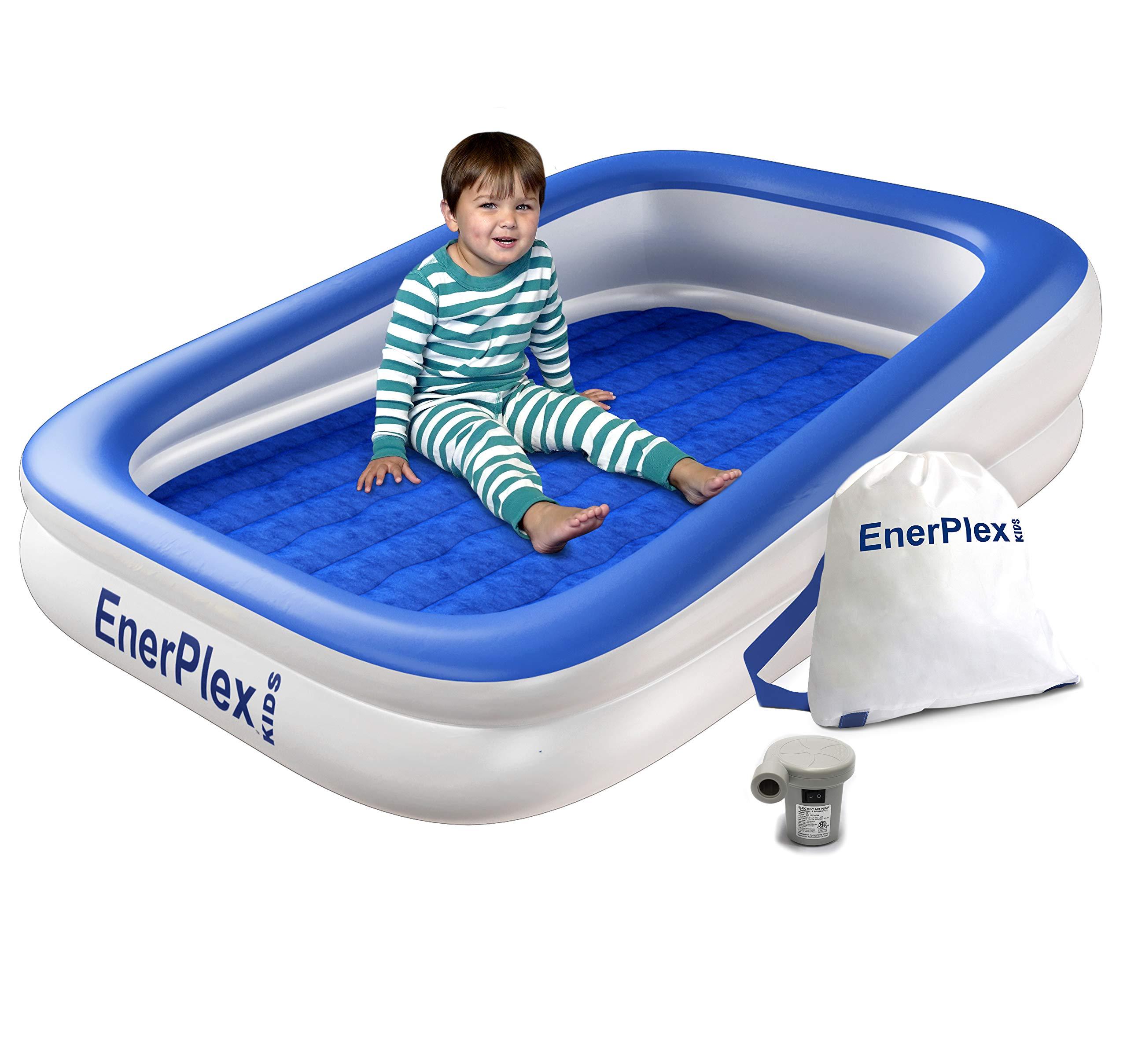 EnerPlex Inflatable Toddler Portable Mattress