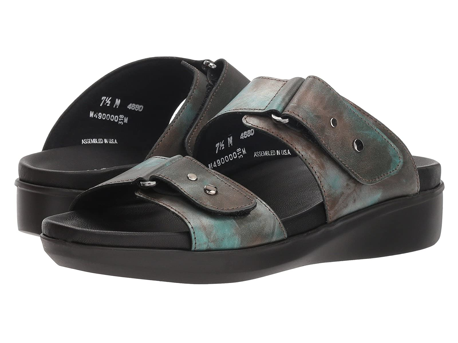 Munro MaclaineAtmospheric grades have affordable shoes