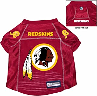 Washington Redskins Pet Dog Football Jersey MEDIUM