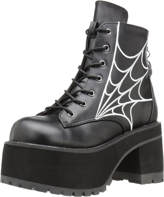 Demonia kvinnor Ran105  Bvl Ankle Booslips Booslips Booslips  bästa försäljningen