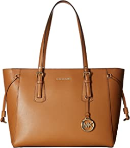 09baabb7bb93 MICHAEL Michael Kors. Voyager Medium Top Zip Tote. $278.00. 4Rated 4 stars.  Acorn