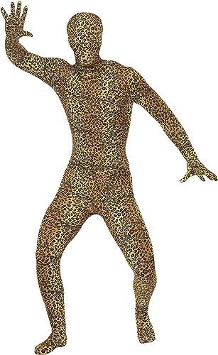 promociones de descuento Smiffy's - Disfraz de leopardo (pegado al cuerpo) para para para hombre, Talla UK 38 (24283M)  muchas concesiones