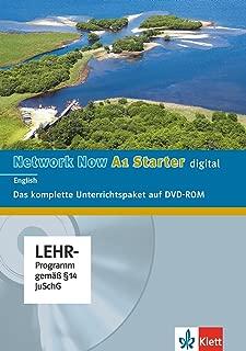 Network Now A1 Starter digital: Course Book and Teacher's Book. Lehrwerk digital (DVD-ROM)