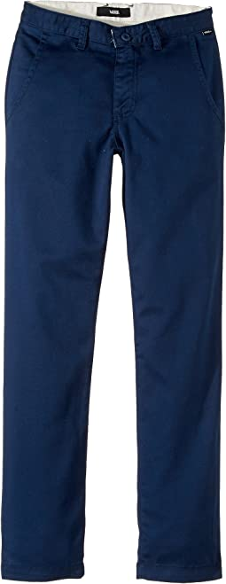 Vans Kids - Authentic Chino Stretch Pants (Little Kids/Big Kids)