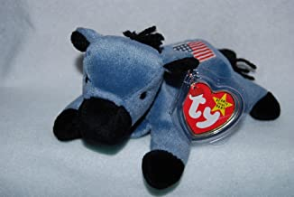 Lefty The Donkey Ty Beanie Baby Usa Exclusive Amazon Co Uk Toys Games