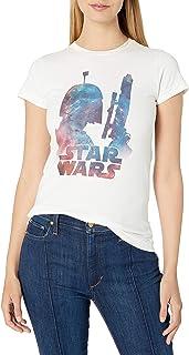 Star Wars Juniors Fett Nebula Graphic Tee