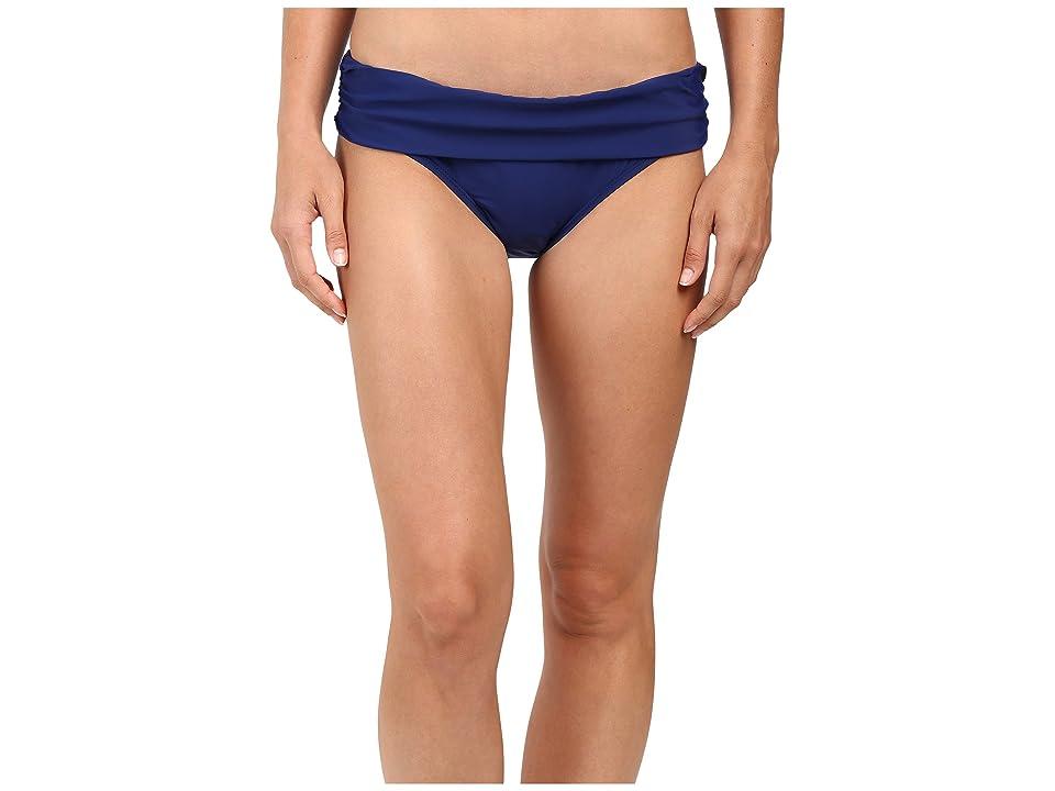 Athena - Athena Cabana Solids Lani Banded Bikini Bottom