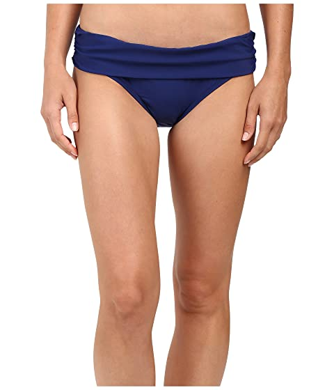 Bottom Banded Bikini Athena Navy Cabana Solids Lani BqwxtI6CR