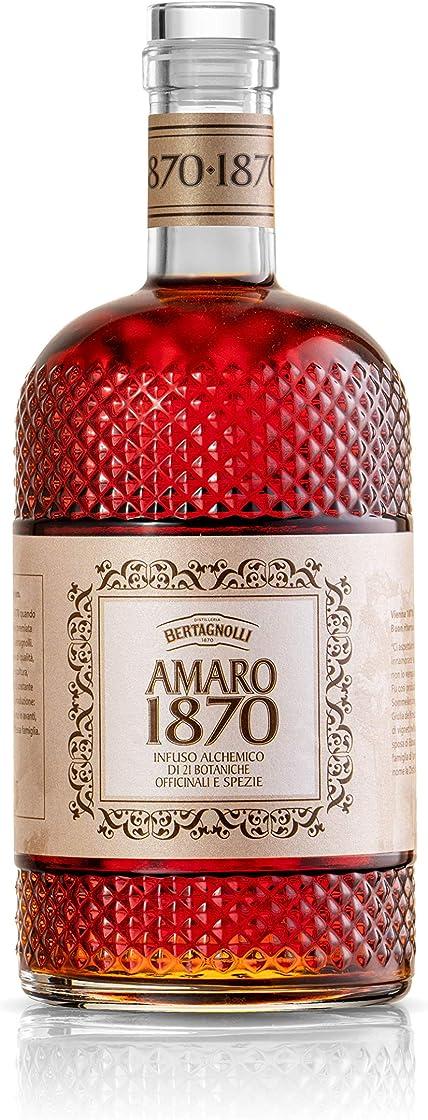 Distilleria bertagnolli amaro 1870 infuso - 700 ml AAM01001070I