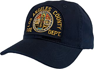 Los Angeles County Fire Department Dad Cap Hat Blue Ball Cap Ships Within 24 Hours!