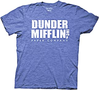 Ripple Junction Office Dunder Mifflin Vintage Adult T-Shirt