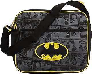 Batman School Bag Batman Courier Bag Blue (black) Batman001016
