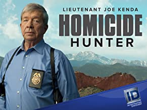Homicide Hunter Lt. Joe Kenda Season 4