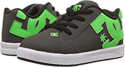 DC Kids - Court Graffik Elastic UL Glow (Toddler)
