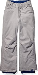 Roxy Girls ERGTP03021 Backyard Girl Pant Snow Pants