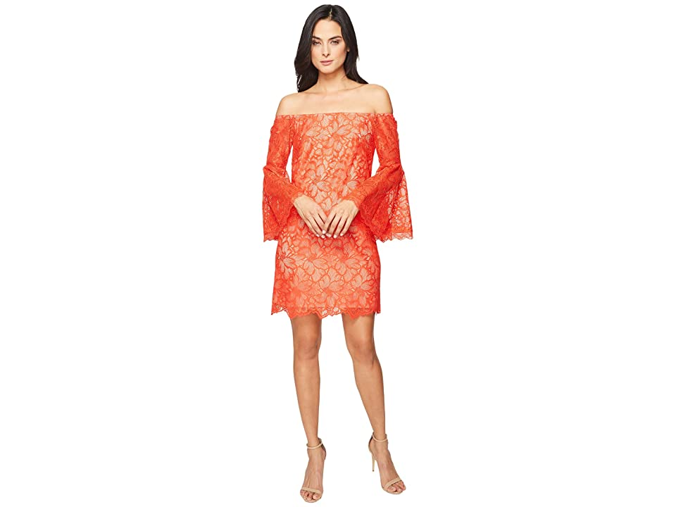 Trina Turk Akamai Dress (Torch) Women