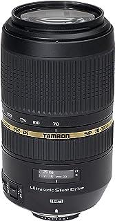 Tamron 70-300 mm F/4-5.6 Nikon Ultrasonic, Diametro Filtro 62 mm
