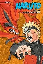 Naruto (3-in-1 Edition), Vol. 17: Includes vols. 49, 50 & 51 (17)