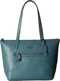 COACH - Pebbled Leather Taylor Tote