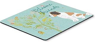 Caroline's Treasures Desk Artwork Mouse Pad, Multicolor, 7.75x9.25 (BB7599MP)