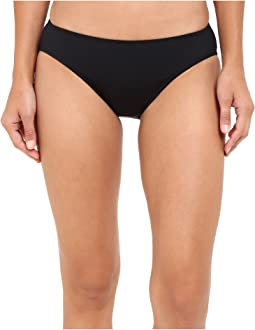 LAUREN Ralph Lauren Chevron Solid Hipster Bottom