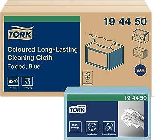 Tork Durable chiffons de Nettoyage de couleur Bleu