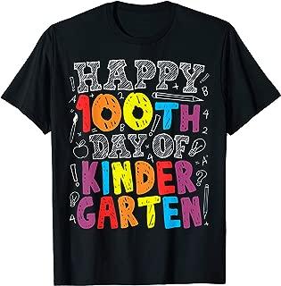 Best 100th day kindergarten shirt Reviews