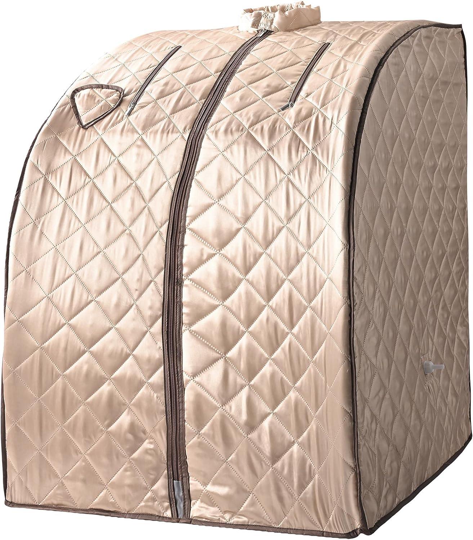 Branded goods AW Steam Sauna Spa Tent Folding Finally popular brand Slim Portable W Body Replacement