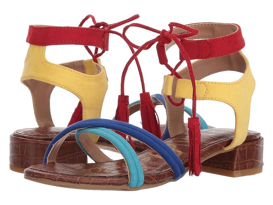 Circus by Sam Edelman Kids Mya May (Little Kid/Big Kid) (Red Multi) Girls Shoes