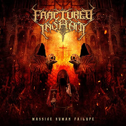 Massive Human Failure by Fractured Insanity on Amazon Music …