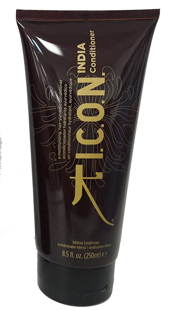 昼食基本的な橋I.C.O.N. India Conditioner 8.5 oz by ICON