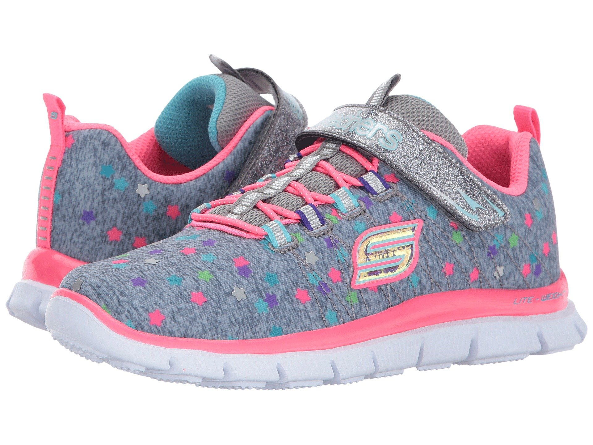 SKECHERS KIDS Skech Appeal 81814L (Little Kid/Big Kid) At Zappos.com