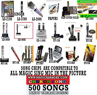 200 Songs Leadsinger LS-3C09 Classic Country Cartridge for LS-3000 Series Karaoke System