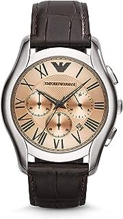 Emporio Armani Men's AR1785 Dress Brown Leather Watch