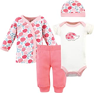 Touched by Nature Unisex-Baby Organic Layette Set Layette Set