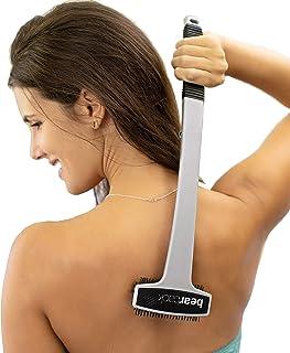 Bearback Back & Body Scratcher: America's Best-Selling Premium Scratcher. Original Bristled Scratcher. Superior Quality Folding Skin Invigorating Brush. A Uniquely Better Scratching Experience