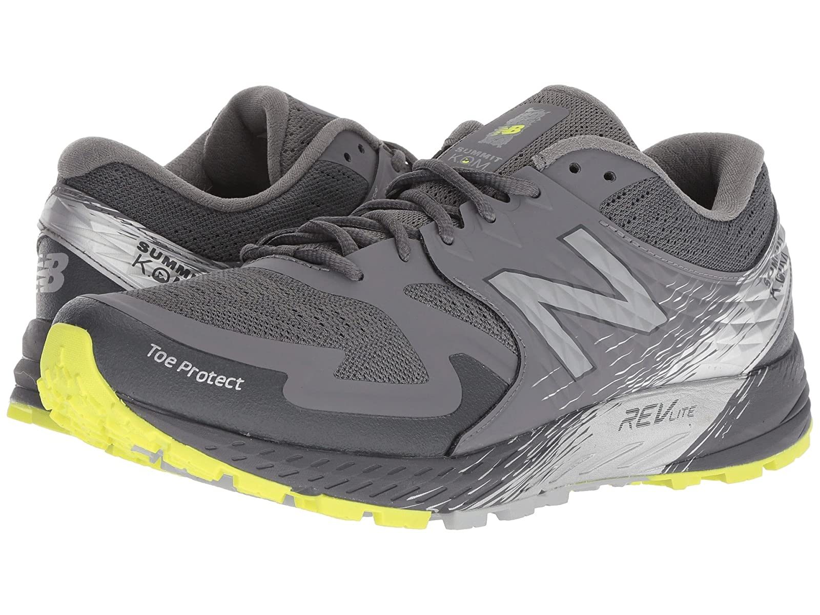 New Balance Summit KOMAtmospheric grades have affordable shoes