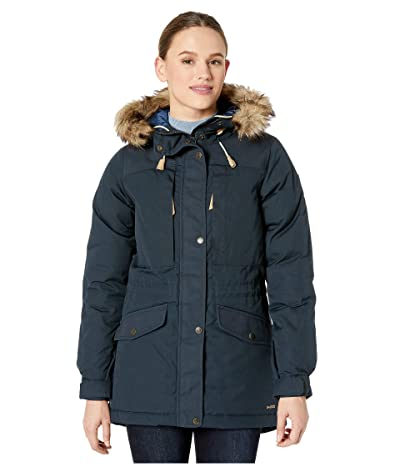 Fjallraven Singi Down Jacket (Dark Navy) Women