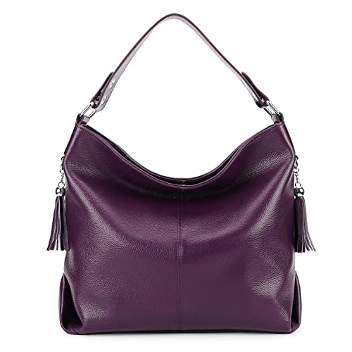 780077dba47 Purple and Silver Handbags: Amazon.com