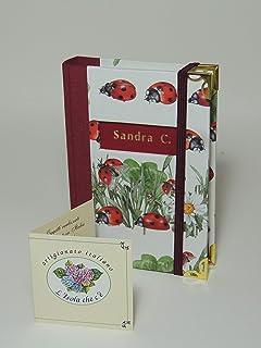 Amazon.es: agendas: Handmade