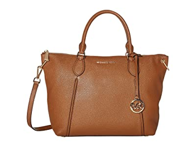 MICHAEL Michael Kors Sierra Large Satchel (Luggage) Handbags