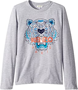 Tiger T-Shirt (Big Kids)