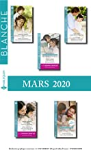 Pack mensuel Blanche : 10 romans  (Mars 2020) (French Edition)