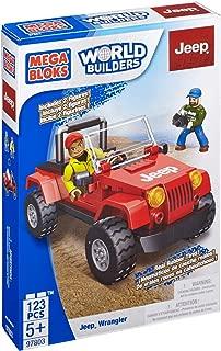 Mega Bloks Jeep Wrangler Building Set