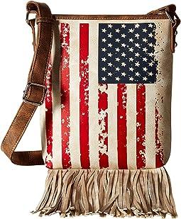 M&F Western - Americana Messenger Bag