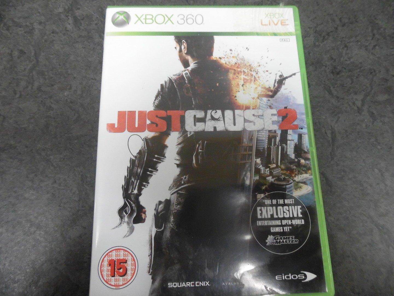 Just Cause 2 (Xbox 360) [Importación inglesa]: Amazon.es: Videojuegos